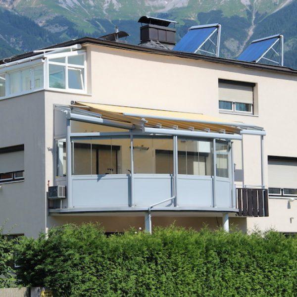 Baujahr: 2018 Ausführung: Sommergarten